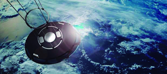 Vuelos al espacio en capsulas!!