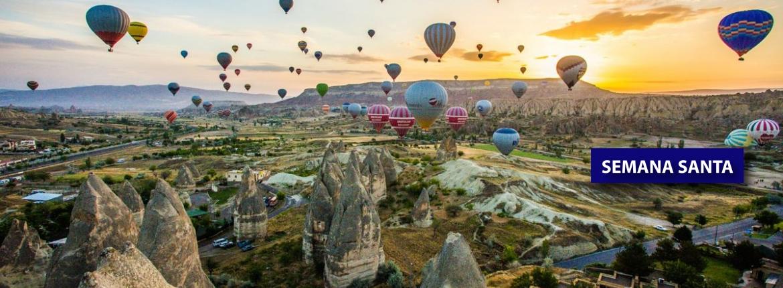 TURQUIA en Semana Santa 2019