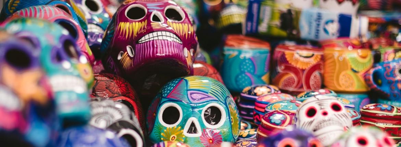 DIA DE MUERTOS EN MEXICO 27 Octubre 2021